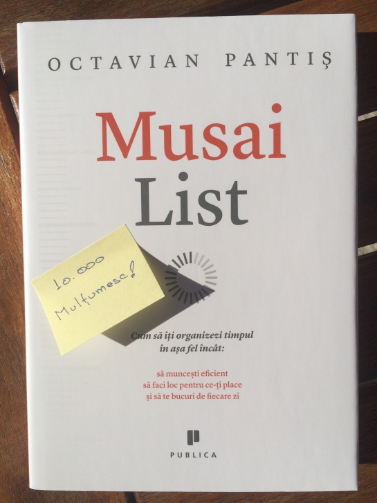 Musai List 10000 exemplare